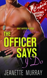 The Officer Says I Do